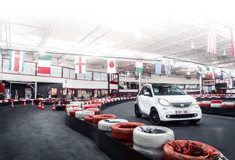 SMART FORTWO 0.9 (2014) #1