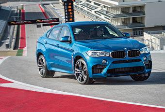 BMW X6 M (2015) #1
