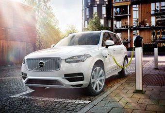 Volvo XC90 T8 Twin Engine (2015) #1