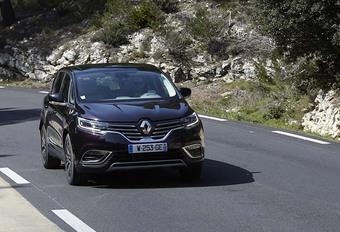 Renault Espace: opnieuw beginnen #1
