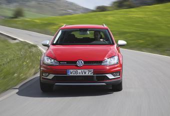 Volkswagen Golf Alltrack #1