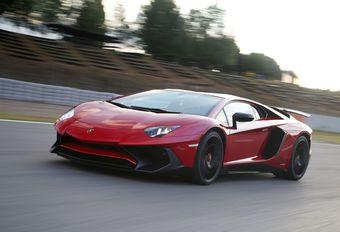 Lamborghini Aventador LP 750-4 Superveloce : fast and furious #1