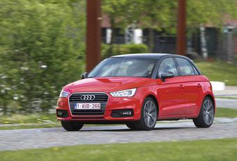 Audi A1 1.0 TFSI #1