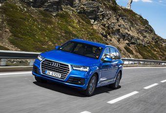 Audi Q7: plus neuf qu'il n'y paraît #1