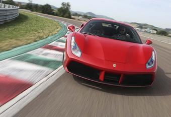 Ferrari 488 GTB à l'essai: coup de boost #1