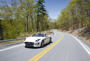 Jaguar F-Type 2016 #1