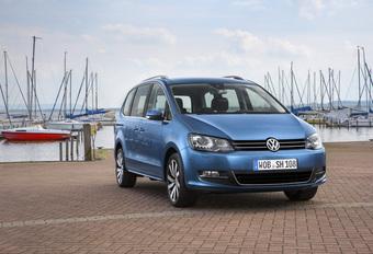 Volkswagen Sharan: zichzelf blijven #1
