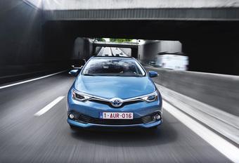 Toyota Auris: klassiek offensief #1