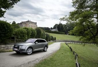 Audi Q7 3.0 TDI #1