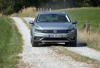 Volkswagen Passat Alltrack: ergens tussen break en SUV #1