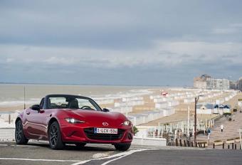 Mazda MX-5 1.5 Skyactiv-G : retour aux sources #1