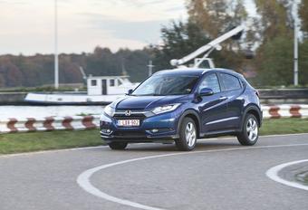 Honda HR-V 1.5 i-VTEC CVT : habitable ! #1