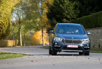 BMW X1 20i xDrive : Beter als xDrive #1