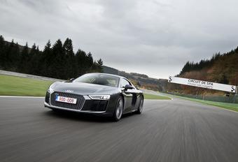 Audi R8 V10 Plus : toujours plus #1