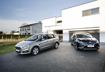 Tweekamp : Ford S-Max tegen Renault Espace : De eenvolumer anders bekeken #1