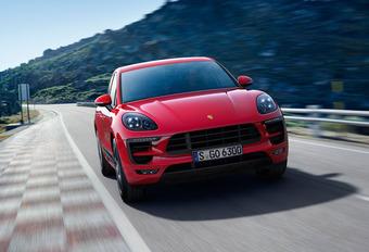 Porsche Macan GTS : Het perfecte evenwicht #1