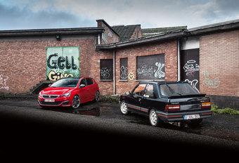 PEUGEOT 308 GTi // PEUGEOT 309 GTI (1985) : Het puntje op de i #1