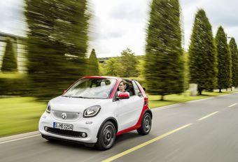 Smart Fortwo Cabrio : le top du top #1