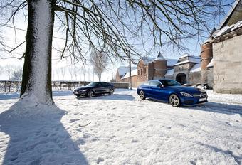 BMW 420d Coupé A vs Mercedes C 220 d Coupé A : Meer dan mooie woorden? #1