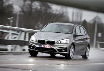 BMW 225xe Active Tourer : Monospace responsable #1