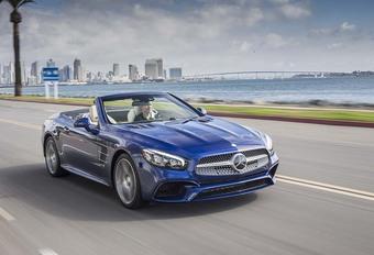 Mercedes SL : Sport Leicht #1