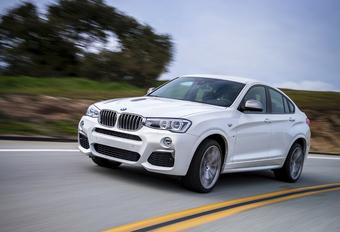 BMW X4 M40i (2016) #1
