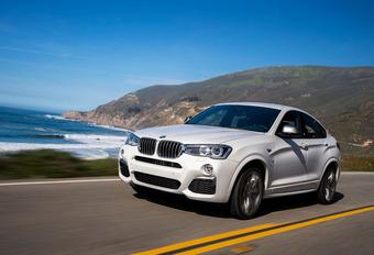 BMW X4 M40i : «M» comme mehr… #1