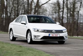 Volkswagen Passat GTE : Imagokwestie #1