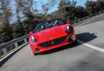 Ferrari California T Handling Speciale : subtilement pimentée #1