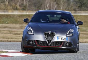 Alfa Romeo Giulietta : Zoek de verschillen #1