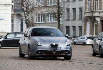Alfa Romeo Giulietta 2.0 JTDM 175 : Topdiesel #1