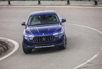 Maserati prend de la hauteur avec le SUV Levante #1
