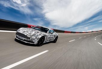 Prototypetest: Aston Martin DB11 (2016) #1