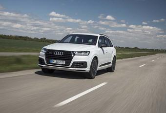 Audi SQ7 : High Voltage #1