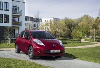 Nissan Leaf 30 kWh : plus d'autonomie #1