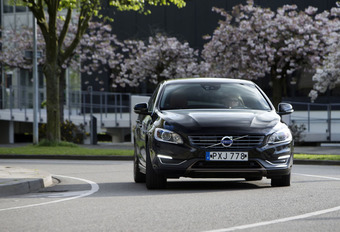 Volvo V60 Bi-Fuel : le cercle vertueux ? #1