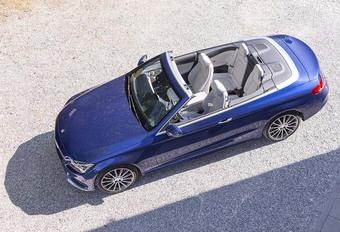 Mercedes Classe C Cabriolet : luxueux été #1