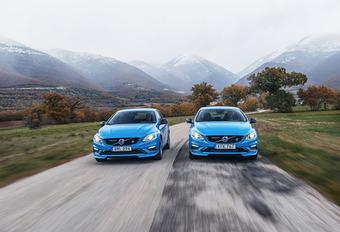 Volvo S60 en V60 Polestar : Sportiviteit  op zijn Zweeds #1