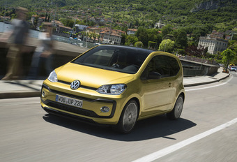 Volkswagen UpI : Up-grade #1