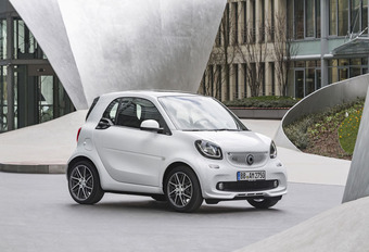 Smart Fortwo & Forfour Brabus : Versnellingsfactor #1