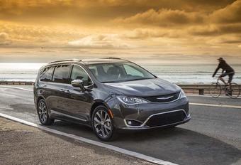 Chrysler Pacifica: REÏNCARNATIE #1