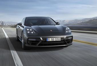 Porsche Panamera : Transfigurée #1