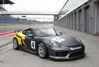Porsche Cayman GT4 Clubsport : Tijd voor sport #1
