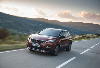 Peugeot 3008 1.6 THP (2016) #1