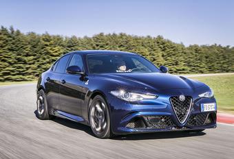 Alfa Romeo Giulia Quadrifoglio : Italiaanse M3-killer #1