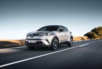 Toyota C-HR: mutatis mutandis #1