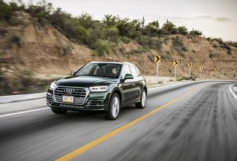 Audi Q5 : Evolutions cachées #1