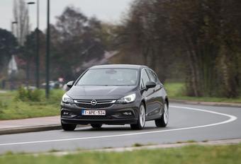 Opel Astra 1.6 CDTI 160 : Un grain de folie #1