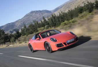 Porsche 911 GTS: het perfecte compromis #1