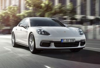 Porsche Panamera 4 E-Hybrid : la quadrature du cercle #1